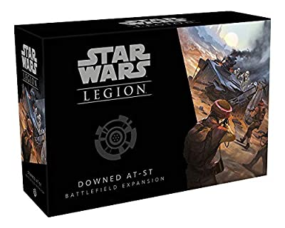 Fantasy Flight Games FFGSWL30 Star Wars Legion: Downed at-St Battlefield Extension Multicolore