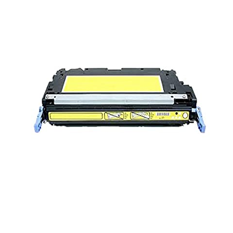 Compatible Yellow Q7582A Laser Printer Toner Cartridge For HP Laserjet