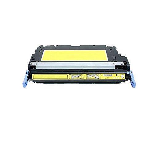 Preisvergleich Produktbild Laser-Toner kompatibel Drucker Laser Gelb Q7582A für HP LaserJet 38003800N 3800DN 3800DTN CP3505CP3505N CP3505