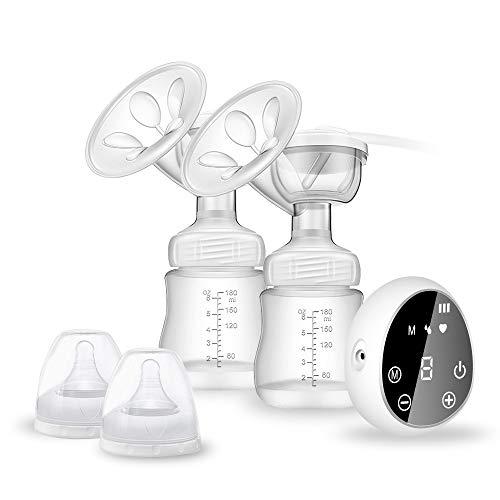 Tire lait Electrique, Tire lait Rechargeable & Technologie d'expression en 3 Phases avec Grande...