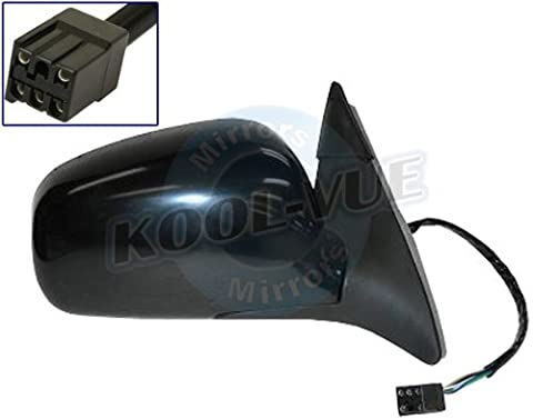 LINCOLN TOWN CAR 98-02 SIDE MIRROR RIGHT PASSENGER, POWER, HEATED, FOLDING by Kool Vue