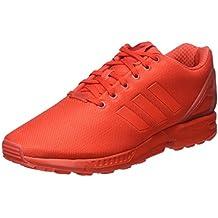 adidas zx flux hombre rojas