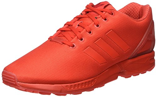 Adidas Zx Flux, Alpargatas para Hombre, Rojo (Red/Red/Redred/Red/Red), 41 1/3...