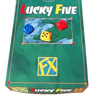 Lucky Five – FX Spiele