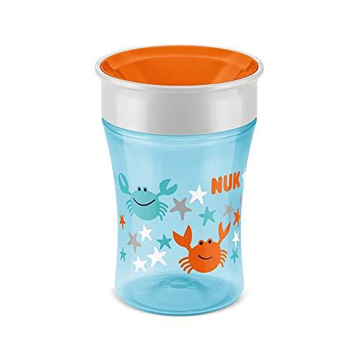 Nuk Magic Tazza per Bambini partire da 8 mesi 230 ml modelli e colori assortiti