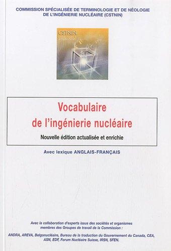 Vocabulaire de l'ingénierie nucléaire