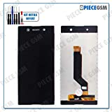ECRAN LCD + VITRE Tactile pour Sony Xperia XA1 Ultra Noir