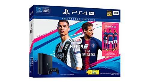PS4 Pro + FIFA 19