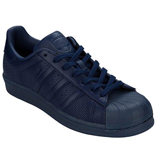 Baskets Superstar Adidas Originales Pour Hommes S31641 Baskets Dkblue / Dkblue / Dkblue Bb4267