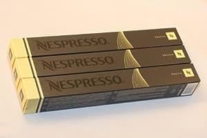 Nespresso Variations Vanilio 30 Capsules