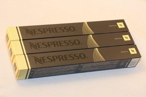 Nespresso Variations Vanilio, 30 Kapseln