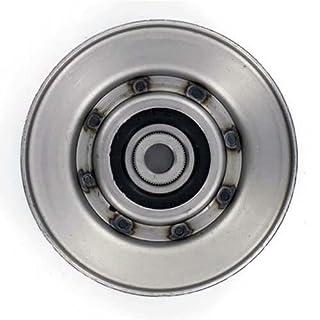 Poulie à gorge en V sur roulement adaptable pour AYP. Remplace origine: 139245 Ø: ext: 88,9mm, Ø int:9,5mm H: 28,6mm
