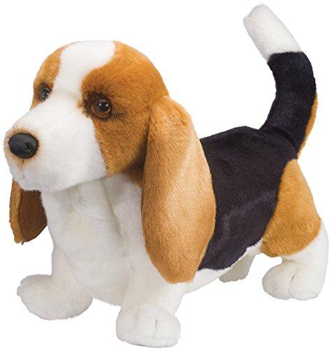 Cuddle Toys 2012Harold BASSET HOUND Hund Kuscheltier Plüschtier Stofftier Plüsch Spielzeug -