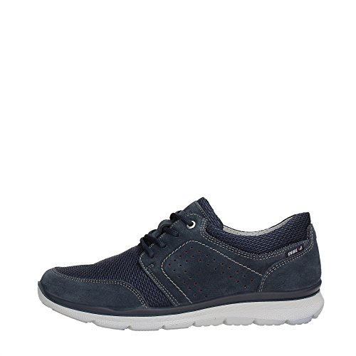 Enval Soft 79091 Sneakers Uomo Tessuto BLU BLU 43