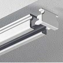 suchergebnis auf f r gardinenschiene 1 l ufig alu. Black Bedroom Furniture Sets. Home Design Ideas