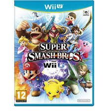 Super Smash Bros (Wii U) (Für Wii Super Smash)