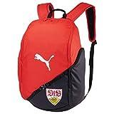 PUMA VfB Liga Backpack Rucksack, Ribbon Red White, UA
