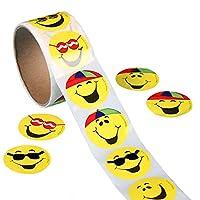 Limeo Emoji Smiley Sticker Smiley Face Stickers Reward Sticker Round Stickers Circle Dot Stickers Dot Sticker Smile Sticker Smiley Sticker Round Free Bookmark Stickers Funny Toy Sticker
