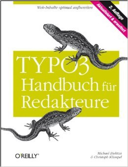 TYPO3-Handbuch für Redakteure ( 1. August 2009 )