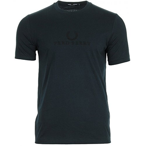 Preisvergleich Produktbild Fred Perry Embroidered T-Shirt