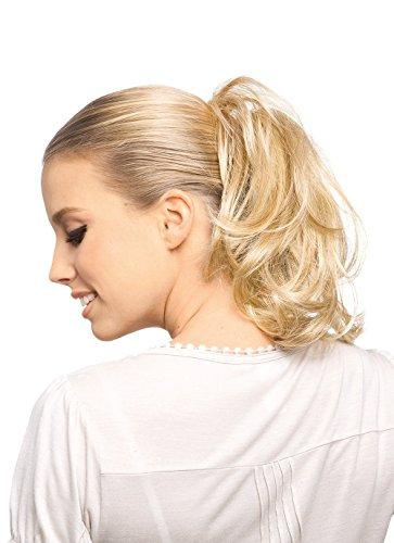 Extension Cheveux Partie avec barrette à Tequila