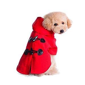 Samgu Manteau à Capuche Hoodie Pull Hiver Chaud Veste Manteau Chiens Pet Cat