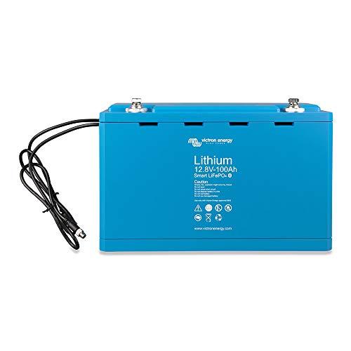 Lithium-Eisenphosphat-Batterie 12,8V/100Ah SMART mit Bluetooth