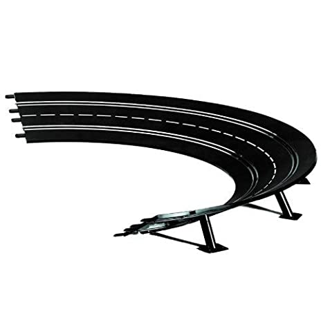 Carrera Of America Digital/Evolution High Banked Curve, 2/30-Degree by Carrera