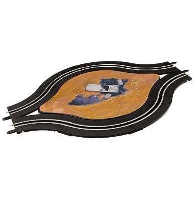 Carrera - GO 143: pistas de un carril - rotonda, 8 piezas, escala 1:43 (20061648) por Carrera