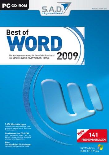 Best of Word 2009