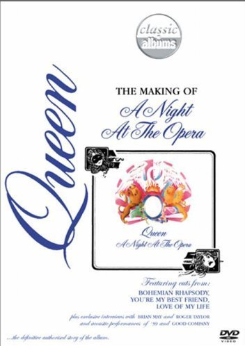 Queen - A Night At The Opera - The Making Of (Special Edition) (2 Dvd)