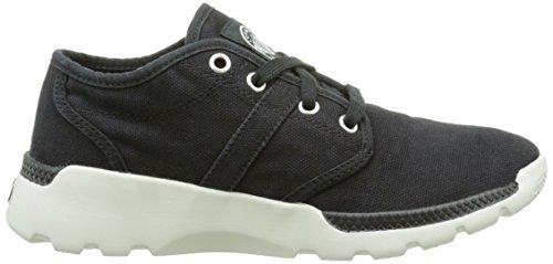 Palladium Palavil W, Sneaker Donna Nero (Black/wind Chime)