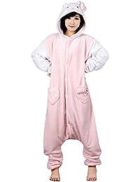 iLoveSIA Adulte Unisexe Ensemble de Pyjama motif animaux