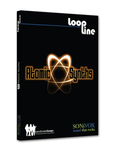 Sonivox Atomic Synths Dance Synths Virtual Instrument Software