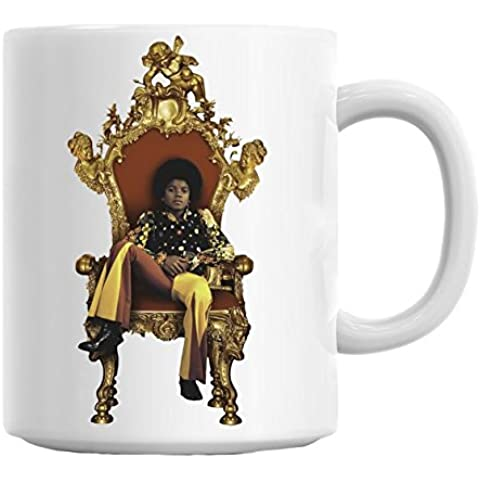 Michael Jackson Young King Of Pop Mug Cup