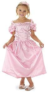 Folat 21823 Traje de fantasía para niños - Trajes de fantasía para niños (Vestido, Chica, Rosa, Monótono, M)