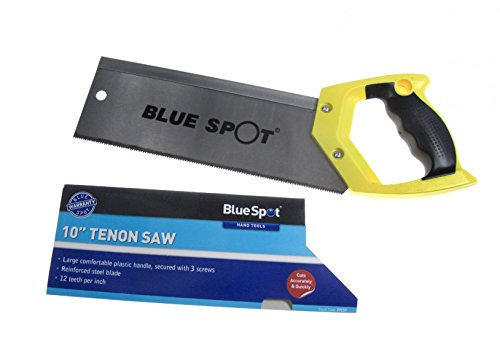 Blue Spot Tools 27163 Scie à tenons à pointes dures 25,4 cm