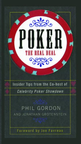 poker-the-real-deal-english-edition