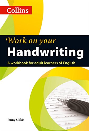 Work On Your Handwriting (Collins Work on Your...)