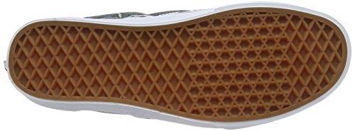 Vans Classic Slip-On, Baskets Basses Mixte Adulte Gris (Van Doren/Holiday/Pewter)