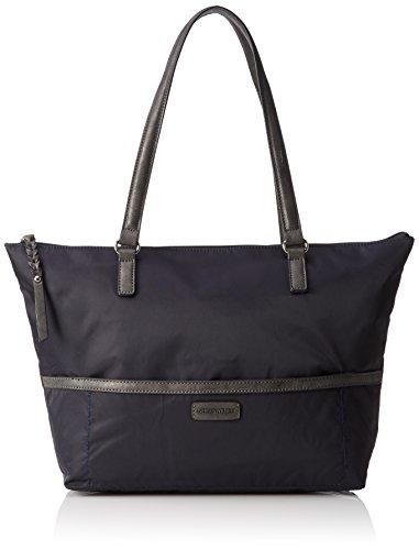 Gerry Weber Shopper Lato Luminoso Tasche 32 Cm Blau (blu Scuro 402)