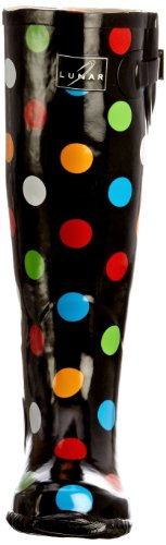 Lunar Circus, Bottes femme Multicolore-TR-A4-59