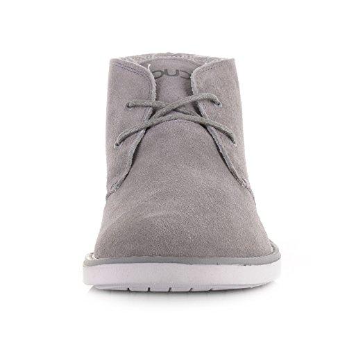 Dude Shoes, Stivali uomo Rosa (Fume)