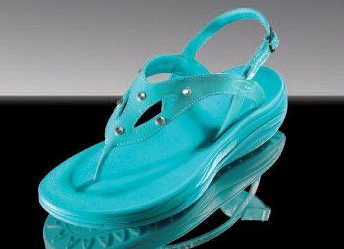 "Walk Maxx Fitness-Sandale ""Ocean Crystal"" Gr. 37"