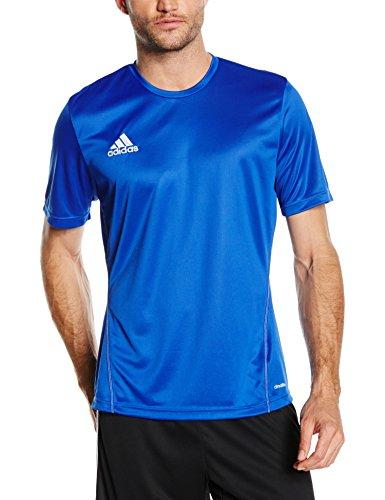adidas Herren Trikot/Teamtrikot Coref training jersey Blau (Bold Blue/White)