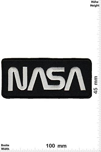 Parches   NASA   Black Silver  Industria aeroespacial