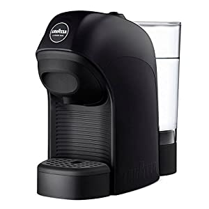 Lavazza Black Tiny Capsule Coffee Machine