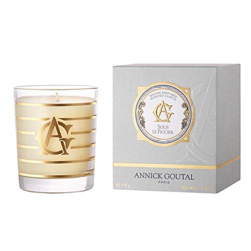 Annick goutal sous le figuier candela profumata, unisex, 175 ml