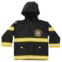 Western Chief Unisex-adult Kids Fire Chief Rain Coat Size 5