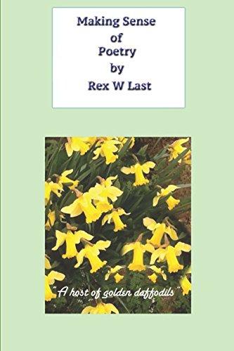 Making Sense of Poetry por Rex W Last
